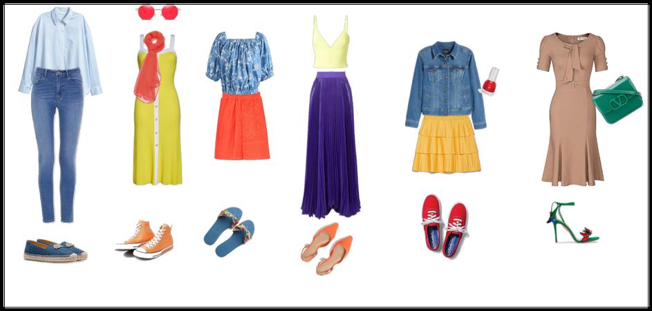 Color Scheme Outfits