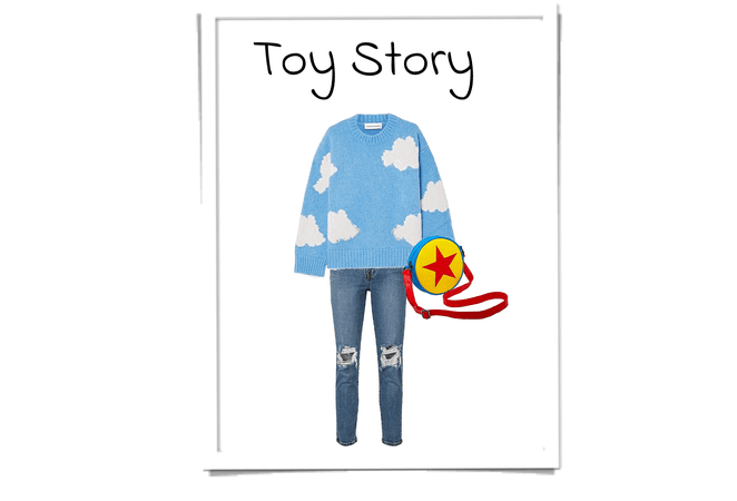 Toy Story/Pixar DisneyBound