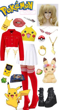 Pikachu darling