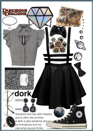Dork (B&W #8)