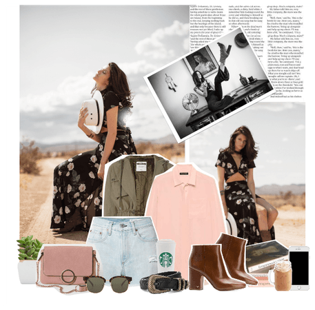 Good old days (polyvore style)