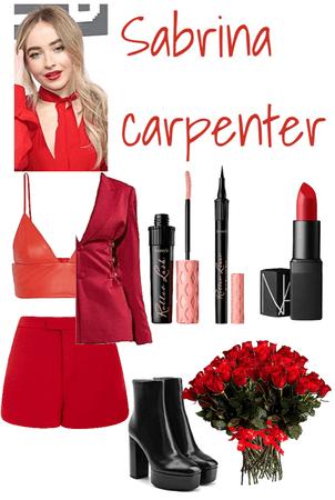 Sabrina carpenter (almost love)
