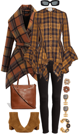 Perfect in Plaid!