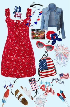 Happy Fourth of July! 🇺🇸