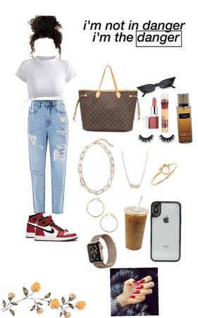 Oversize Bag Outfit