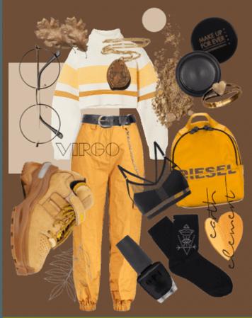Virgo, earth element