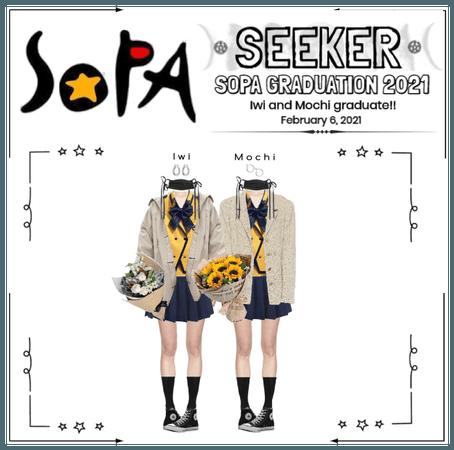 • 𝐒𝐄𝐄𝐊𝐄𝐑 (시커) - SOPA GRADUATION 2021!!!
