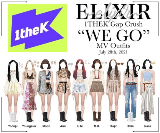 "ELIXIR (엘릭서) | ""WE GO"" Gap crush pt. 2"