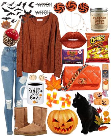Pre Halloween Trends
