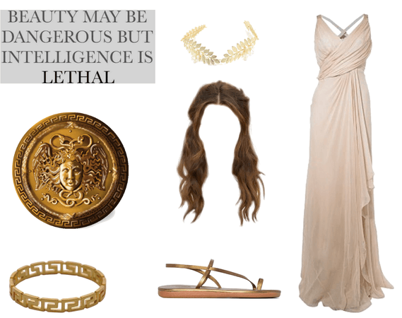 Athena the Greek goddess