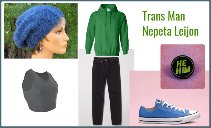 Trans Man Nepeta Leijon