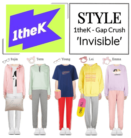 STYLE 1theK Gap Crush