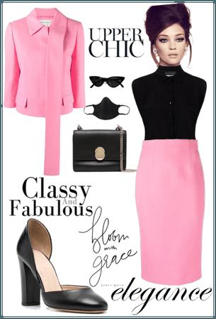 Elegance, Grace & Class
