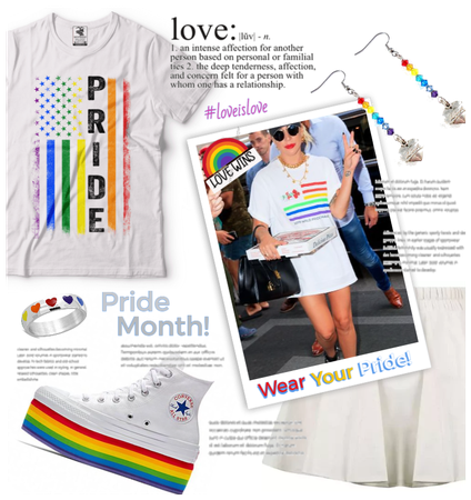 Wear Your Pride with Pride!