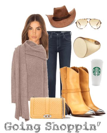Going Shoppin'