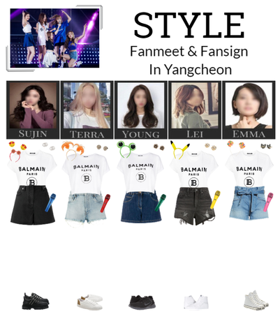 STYLE Fanmeet & Fansign In Yangcheon