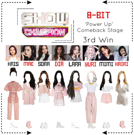⟪8-BIT⟫ 'Power Up' Comeback Stage #9 - Show Champion