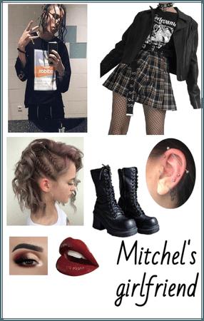 Mitchel's girl