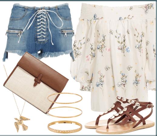 summer brunch style