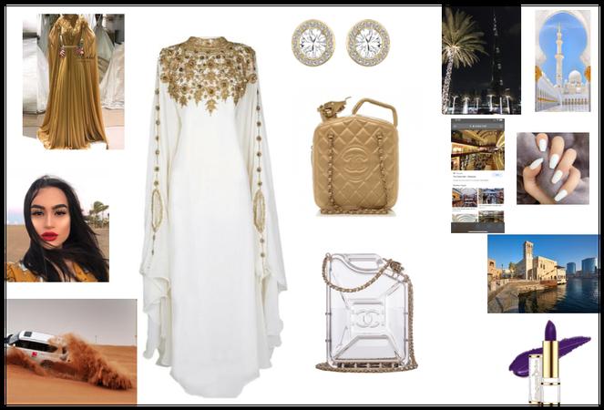 DUBAI ; OUTFIT