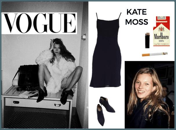 Capricorn Style - Kate Moss