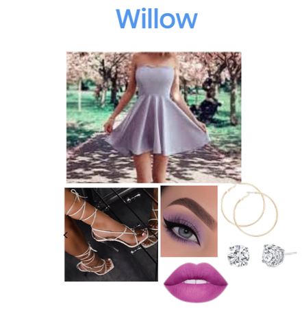 Willow's Prom Outfit~