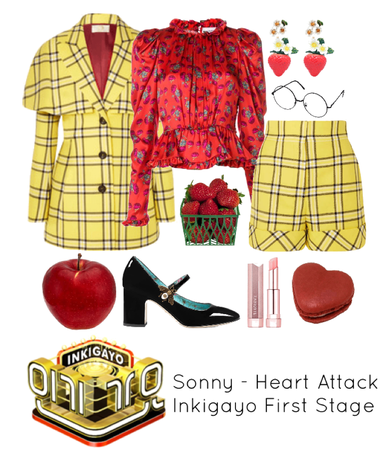 Sonny - Heart Attack 1st Stage