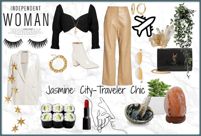 City-Traveler Chic