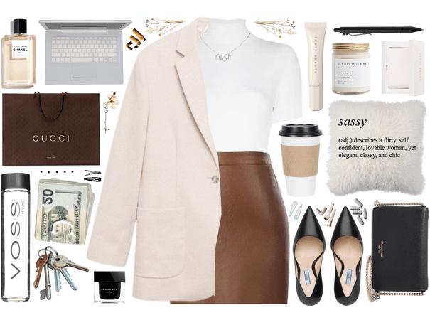 Business Woman - Challenge 💴