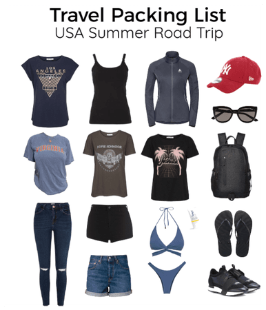 USA Summer Road Trip