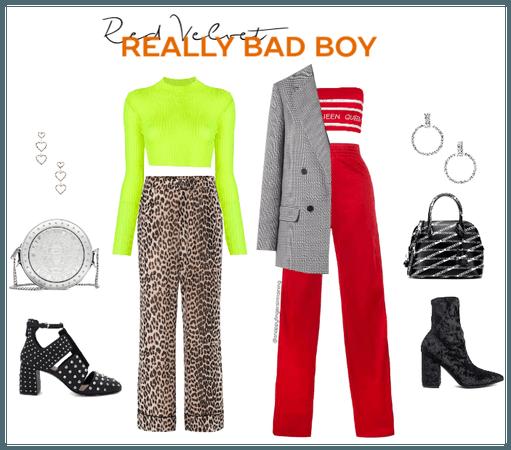 Red Velvet - Really Bad Boy