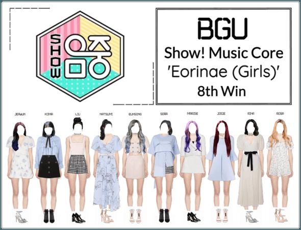 BGU Show! Music Core 'Eorinae (Girls)'