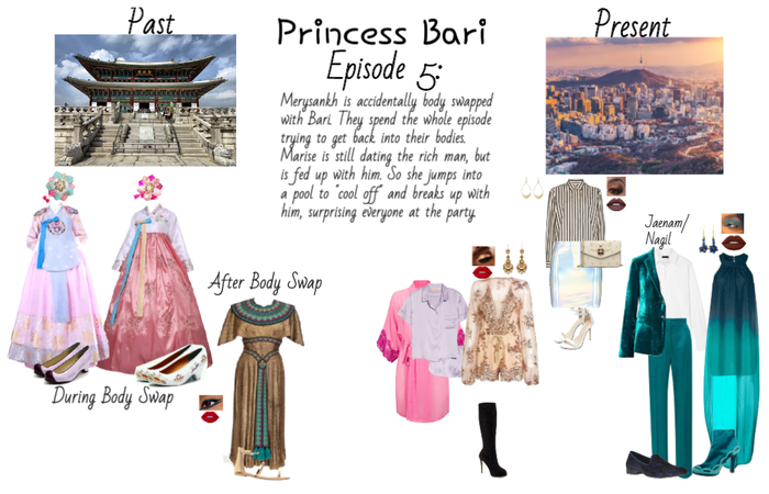 Princess Bari | Episode 5 Iris