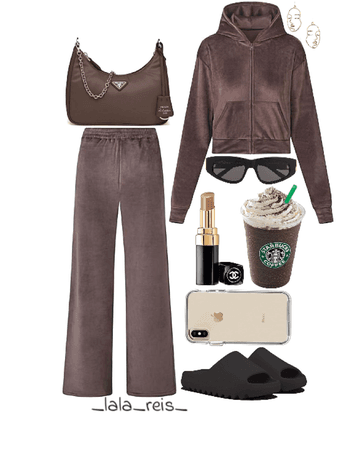 Chill Brown Outfit