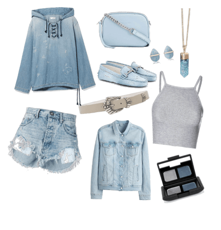 White Walker Everyday Outfit