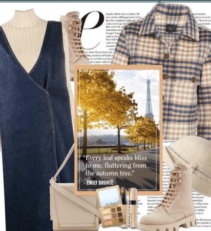 fall trend jacket- rails