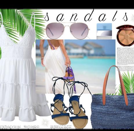 summer sandals <3