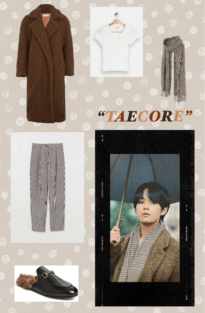 Taehyung Inspired Outfit #1