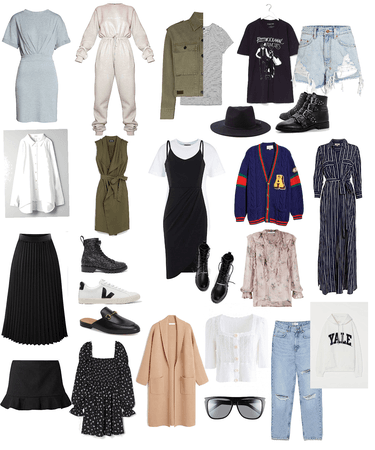 pre fall outfits
