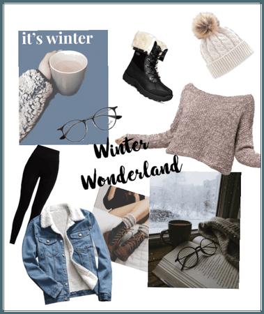 Winter cabin:)