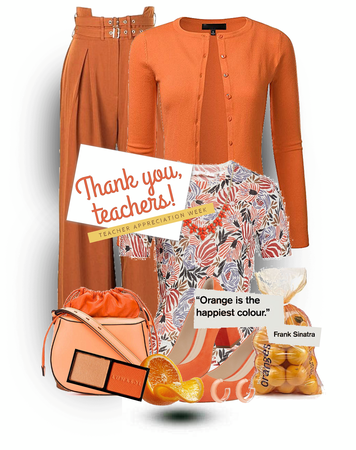 Orange You Glad For Teachers?