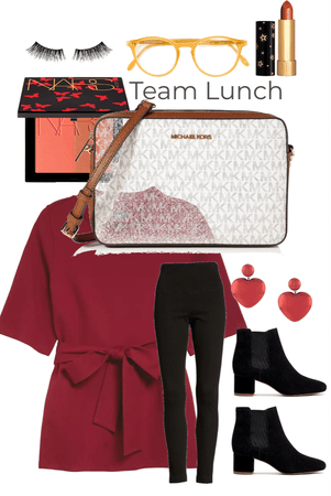 mmm Jet Set | Outfit 3 | Team Lunch