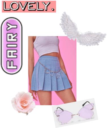 Lovely fairy 🧚
