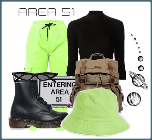 ALIEN INVASION: AREA 51 STYLE