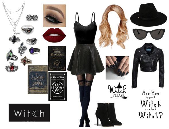 Witch style