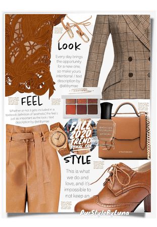 Fall Trends 2020: Tonal Tan And Leather