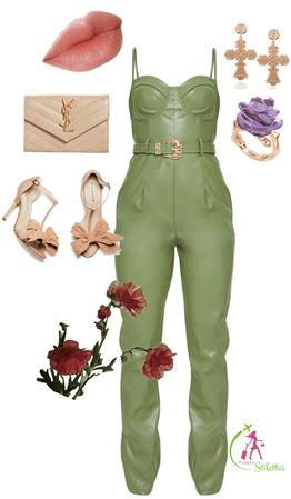 Gorgeous Green Goddess