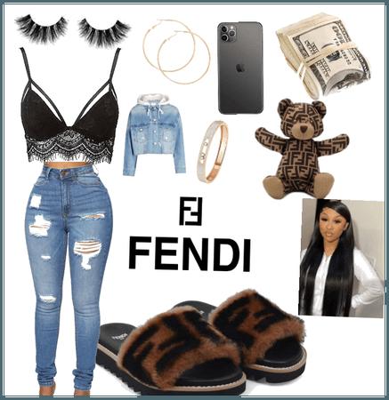 Fendi girl