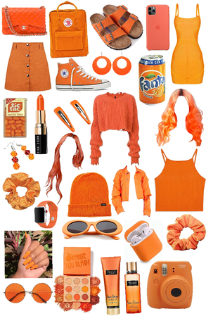 ORANGE THINGS