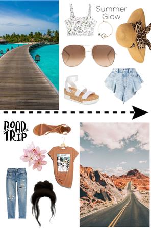 Beach/Road Trip